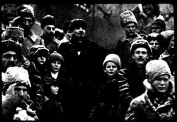 Trotski weg!