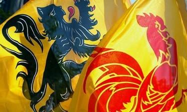 België valt uit elkaar in Vlaanderen en Wallonië… maar wat met Brussel?