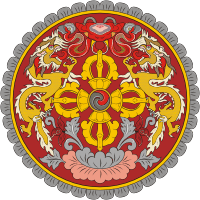 Bhutan emblem
