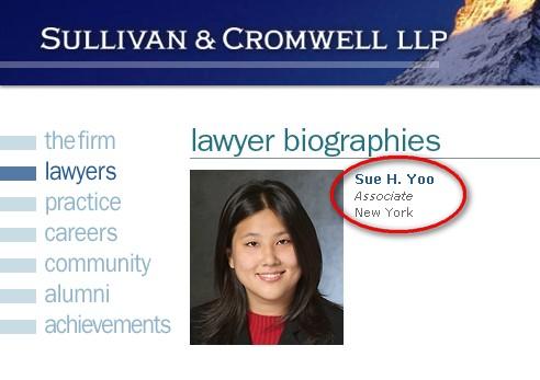 Advocaat met een onheilspellende naam