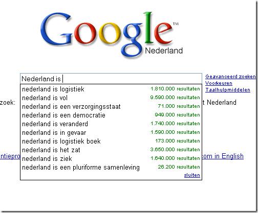 Google Nederland