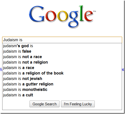 Judaism is
