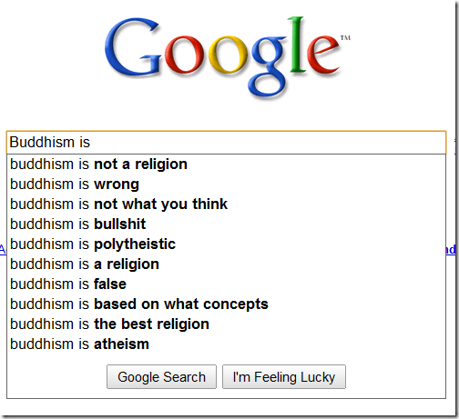 Buddhism is