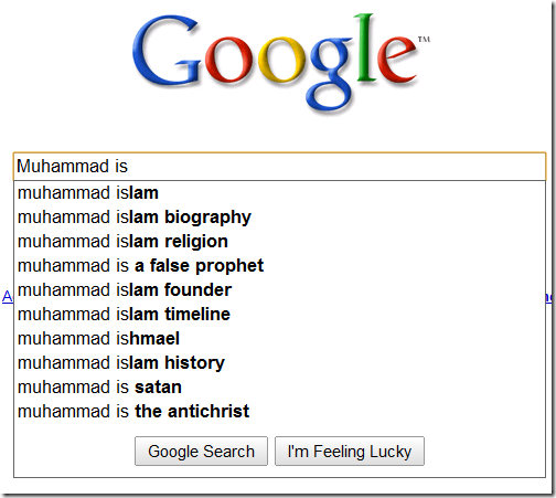Muhammad is