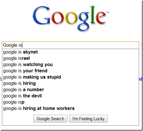 Google is