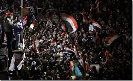 Egyptische revolutie