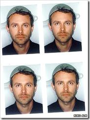 Niko Alm pastafari pasfoto met vergiet
